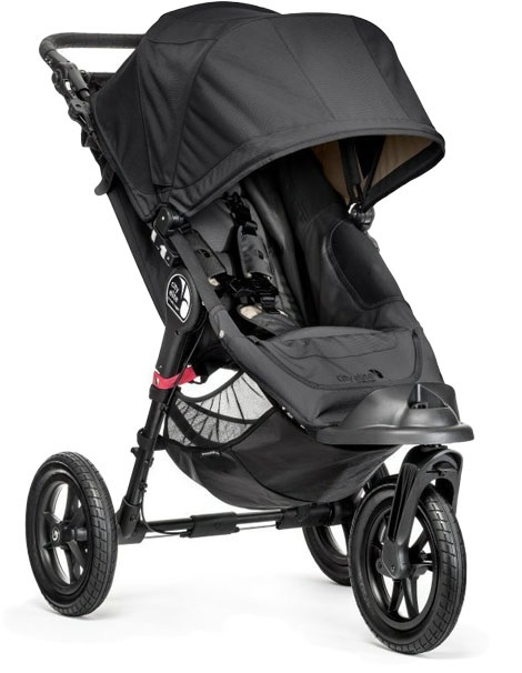 BABY JOGGER Kočárek City Elite Black