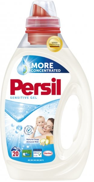 PERSIL Sensitive 1 l (20 dávek) – prací gel