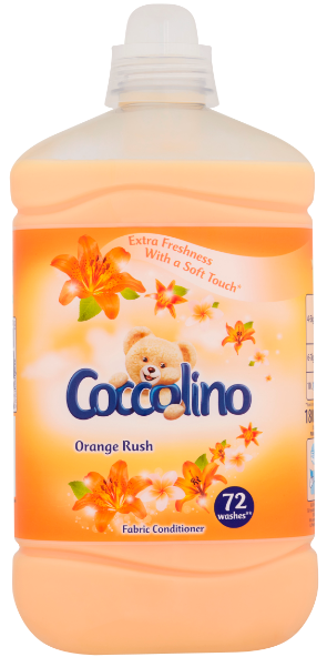 COCCOLINO Orange Rush 1.8l – aviváž