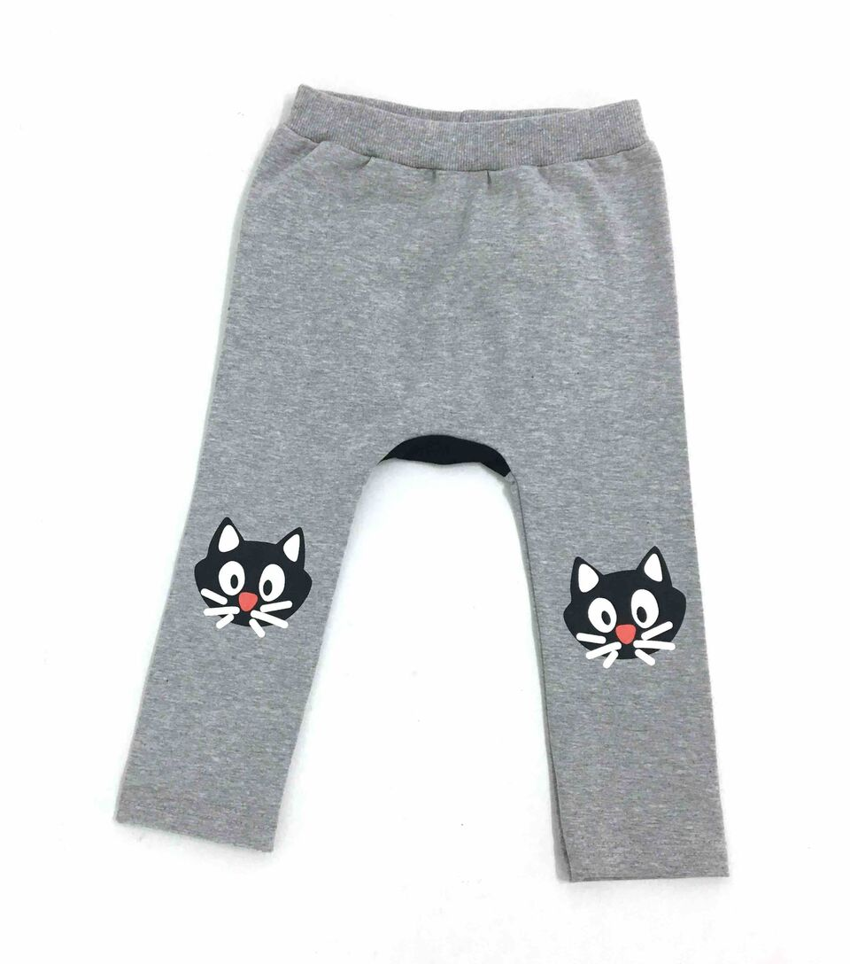 ATTICAT Legíny Red Nose Gray M