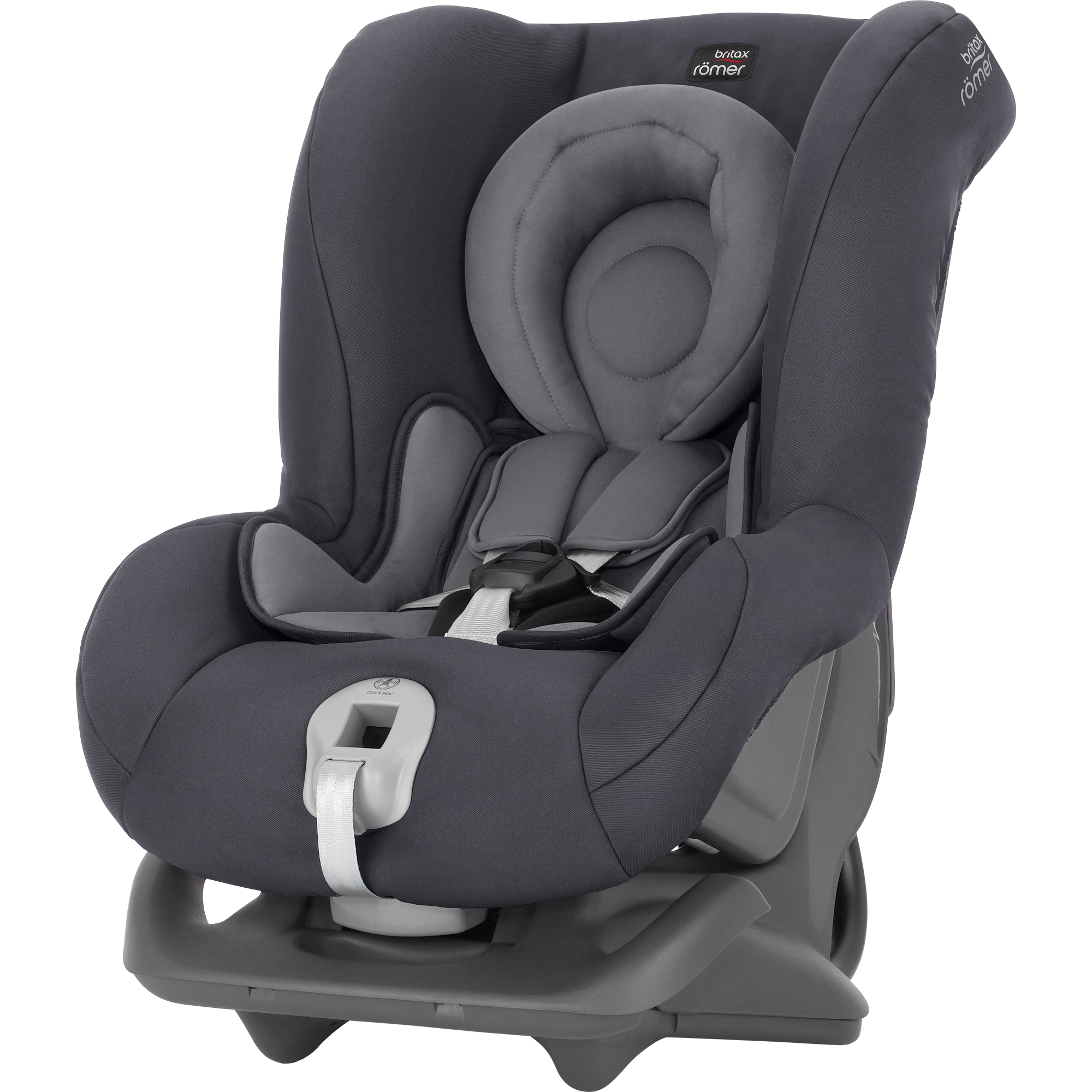 BRITAX RÖMER Autosedačka First Class Plus (0-18 kg) – Storm Grey 2018