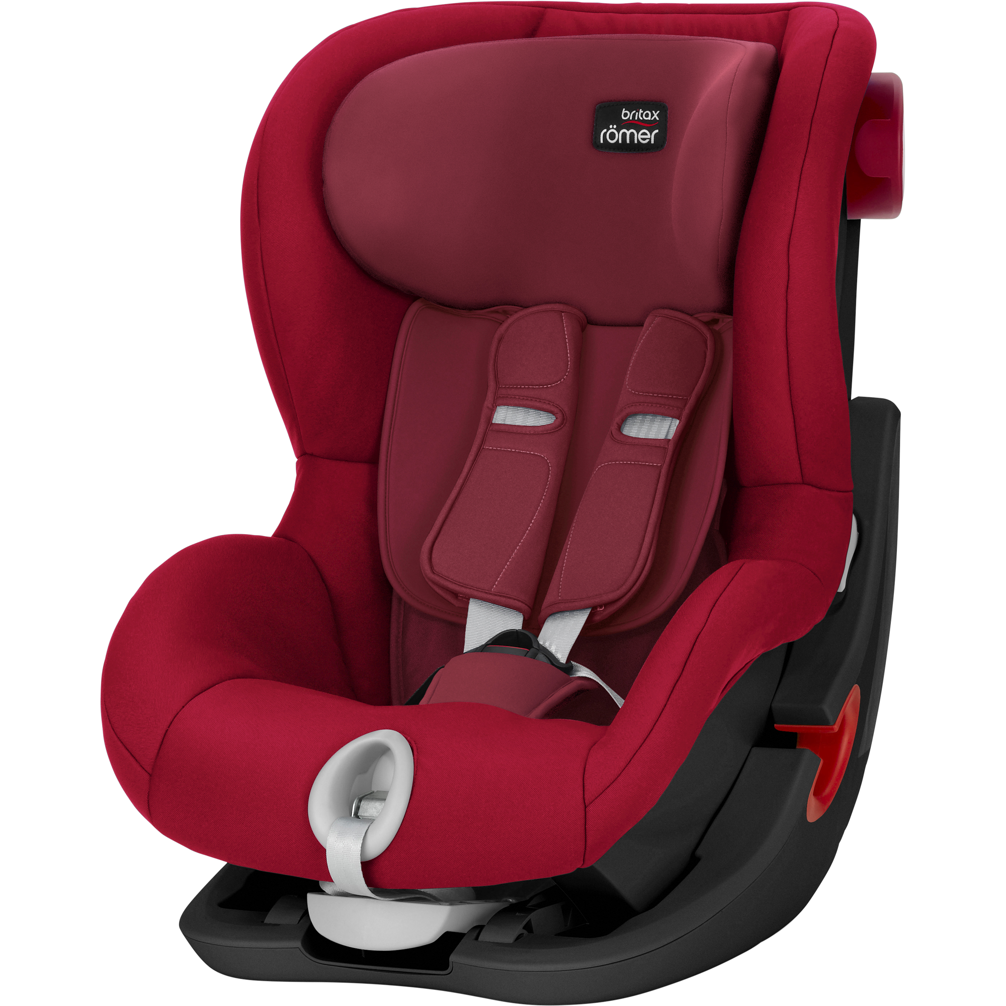 BRITAX RÖMER Autosedačka King II Black (9-18 kg) – Flame Red 2018