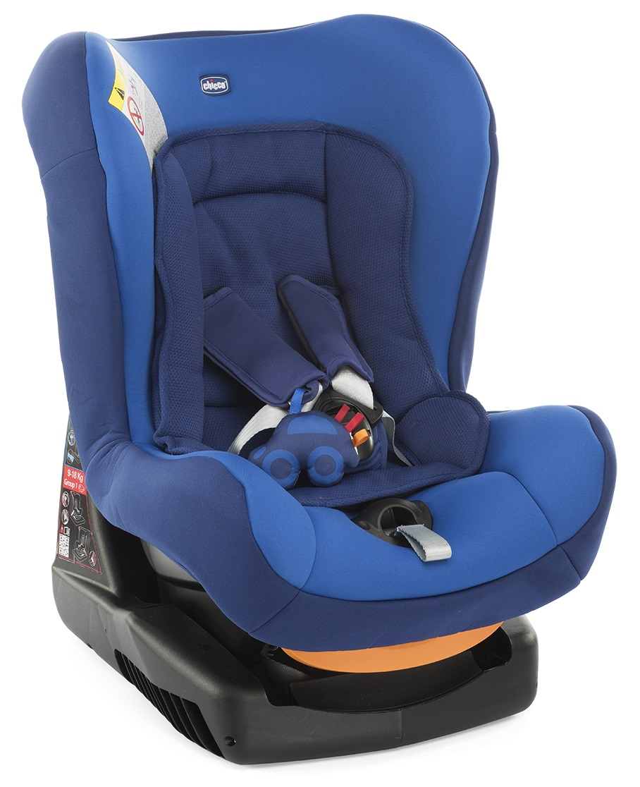 CHICCO Autosedačka Cosmos (0-18 kg) – Power Blue
