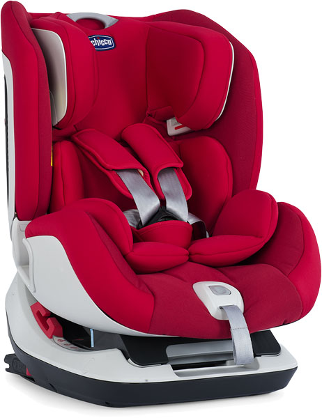 CHICCO Autosedačka Seat UP (0-25 kg) – Red