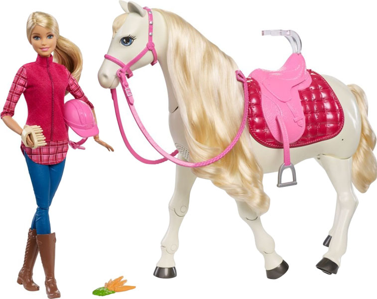 MATTEL BARBIE Dream horse