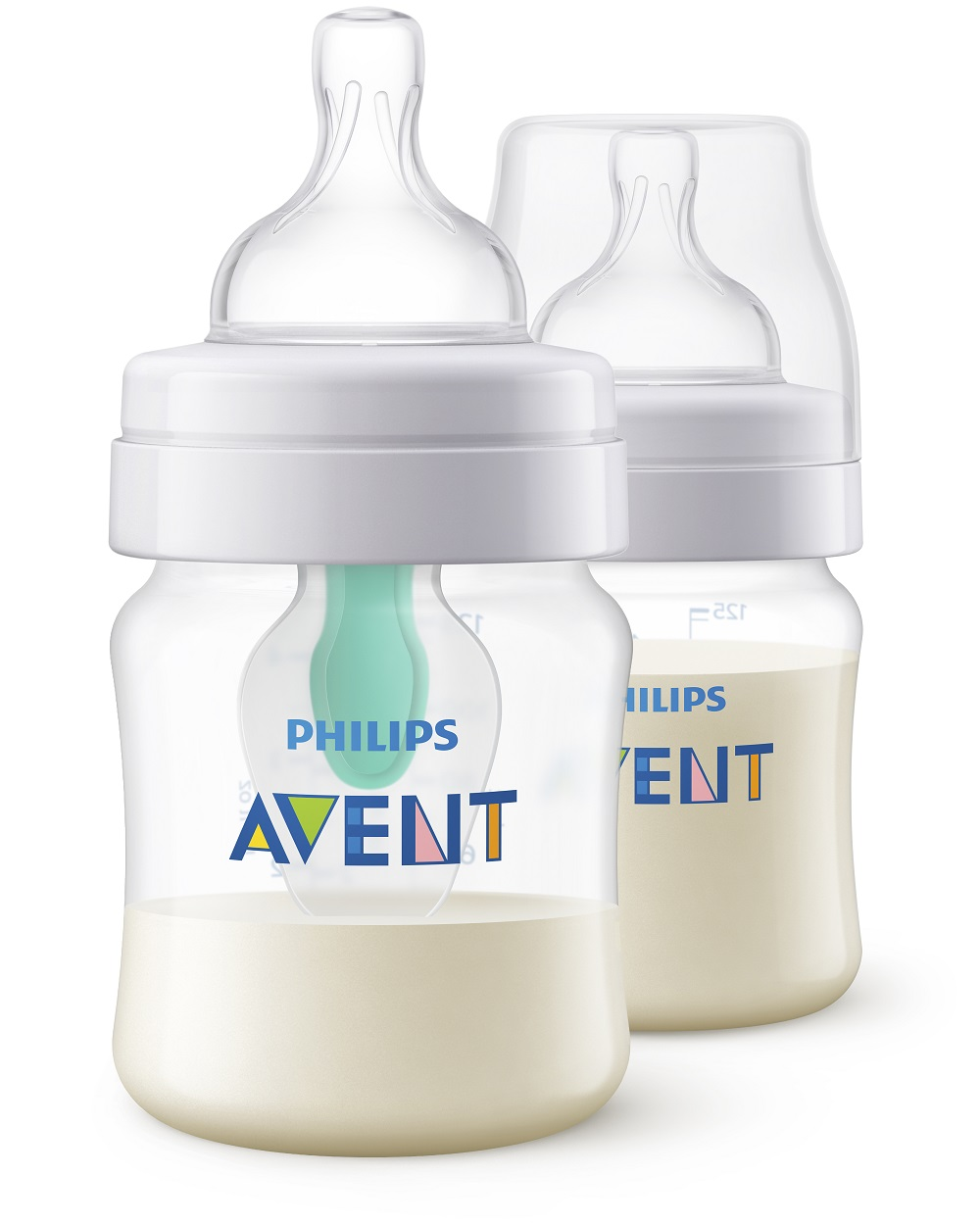 Philips AVENT Fľaša Anti-colic s ventilom AirFree 125 ml 2 ks