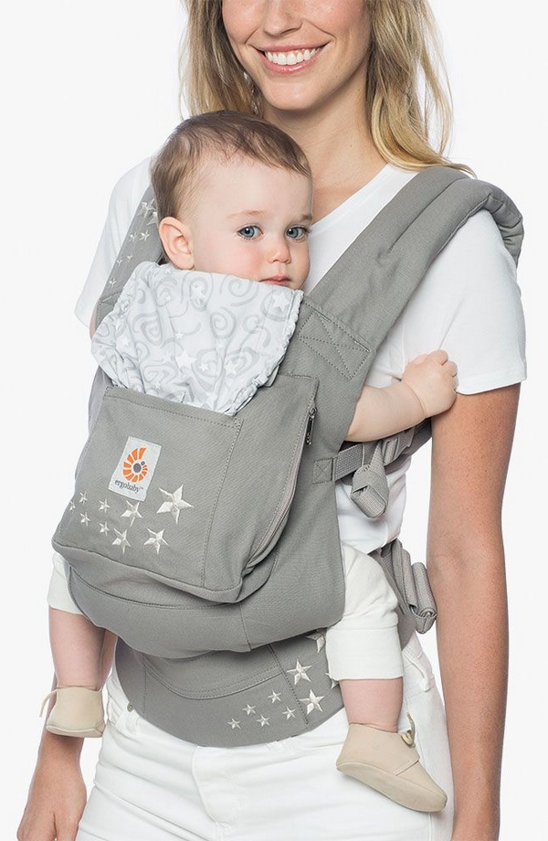 ERGOBABY Nosítko Original – Galaxy Grey