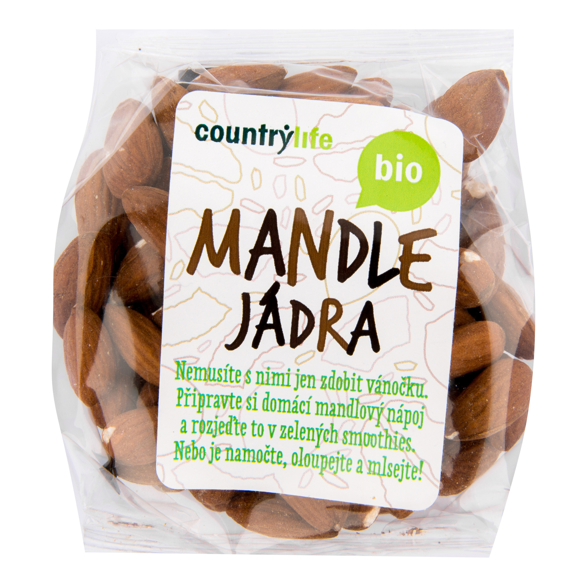 COUNTRY LIFE BIO Mandle 100 g