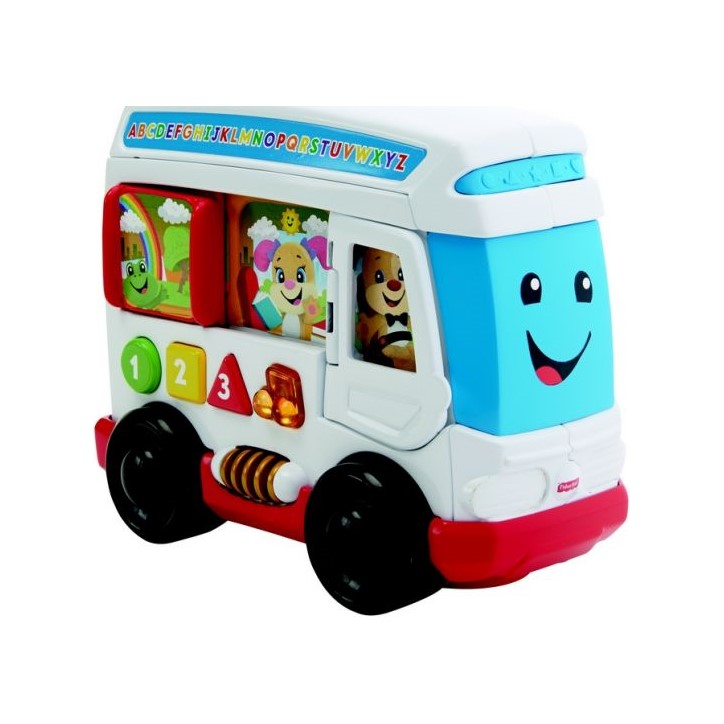 FISHER-PRICE LL Puppy Bus