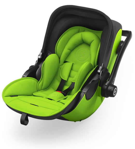 KIDDY Evoluna i-size 2 autosedačka (0-13kg) Lizard Green 2019