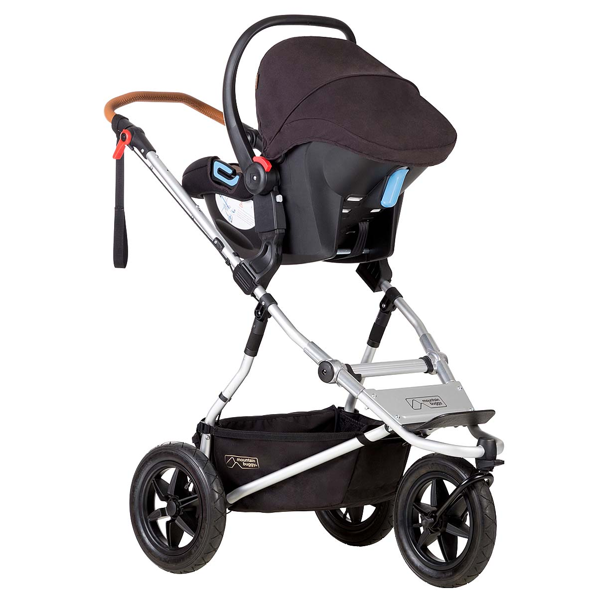 MOUNTAIN BUGGY Adaptér Maxi Cosi na kočík Terrain V3, Urban Jungle