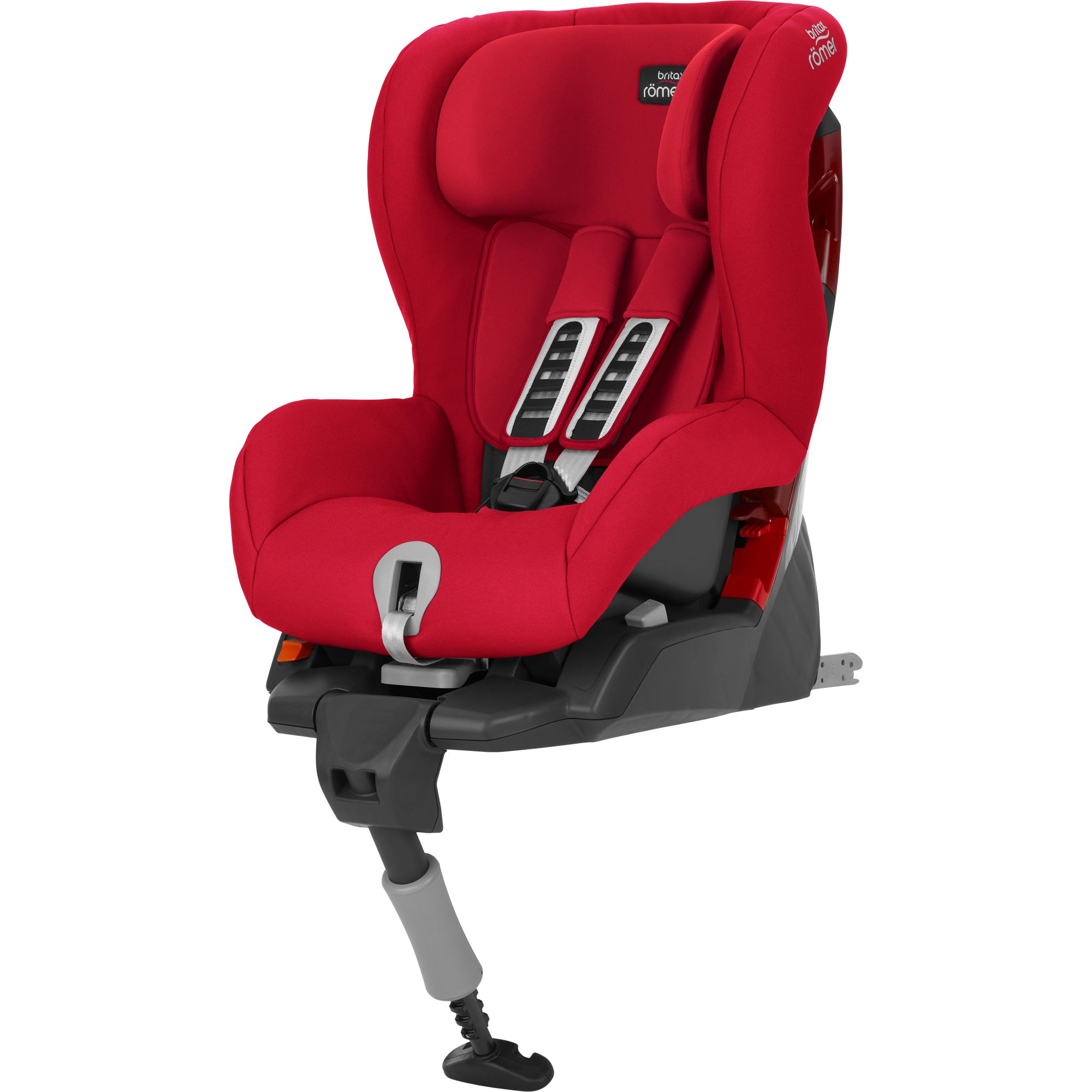 BRITAX RÖMER Autosedačka Safefix Plus (9-18 kg) - Fire Red