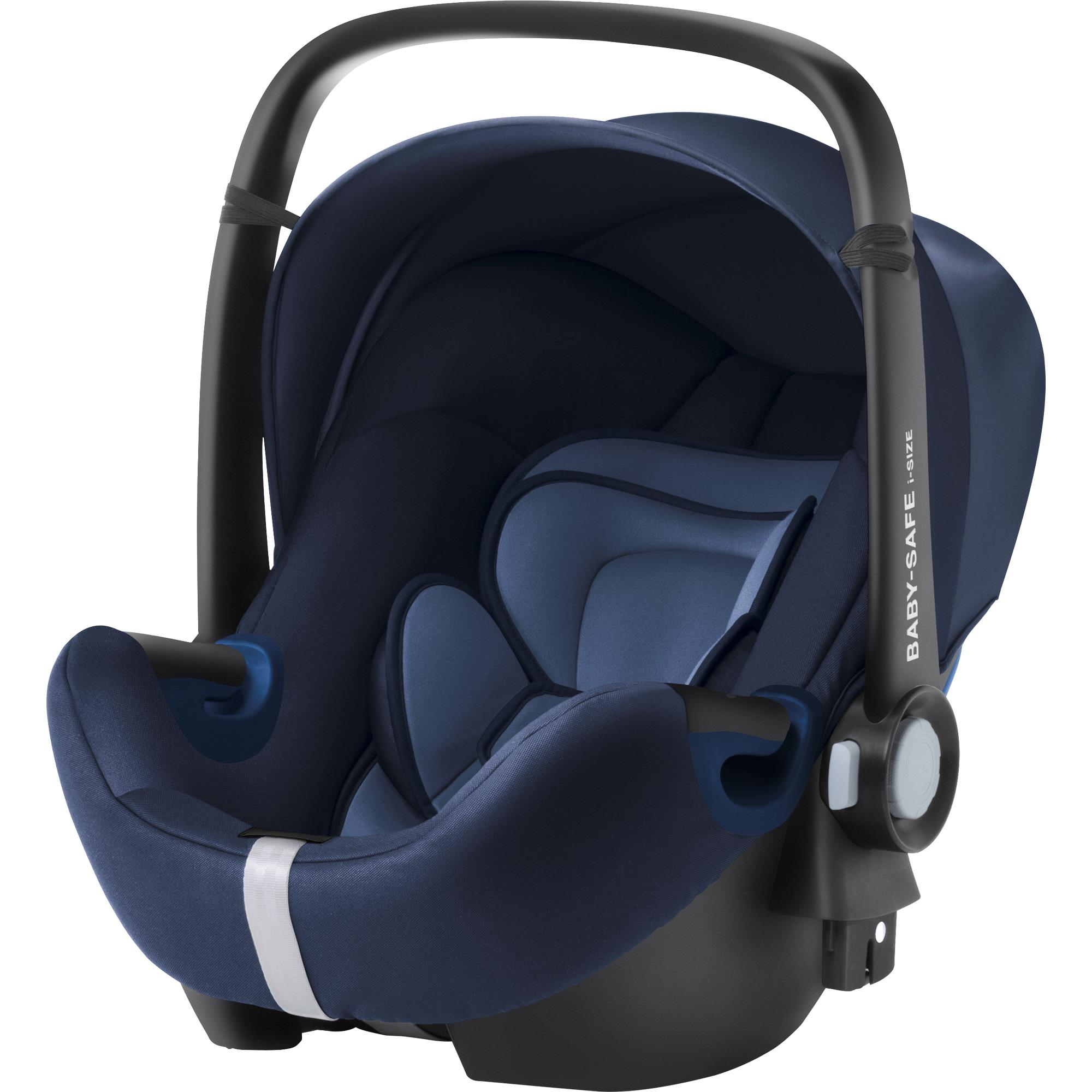 BRITAX RÖMER Autosedačka Baby-Safe 2 i-Size Bundle Flex (0-13 kg) Moonlight Blue