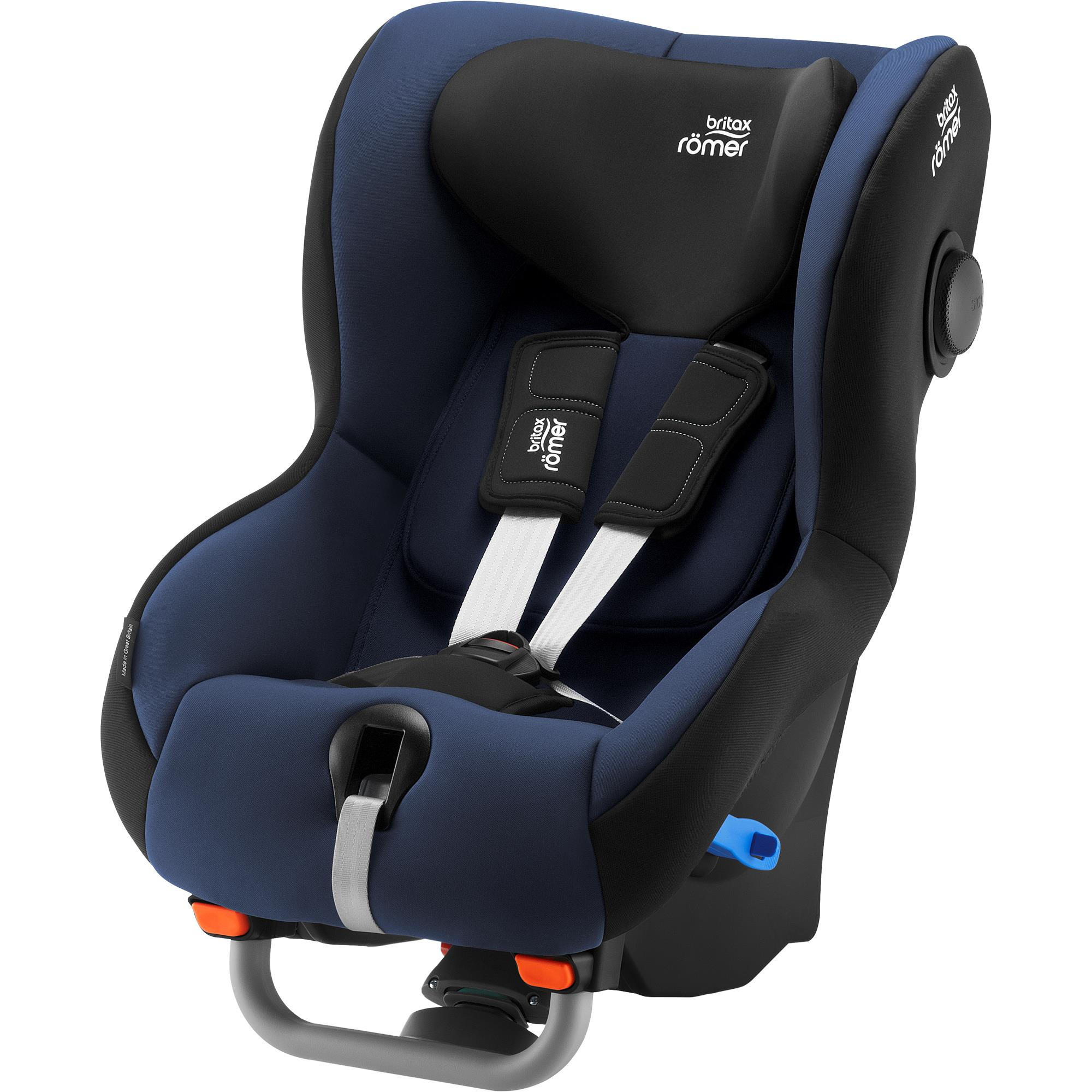 RÖMER Autosedačka Max-Way Plus (9-25 kg) - Moonlight Blue