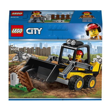 LEGO® City Great Vehicles 60219 Stavebný nakladač