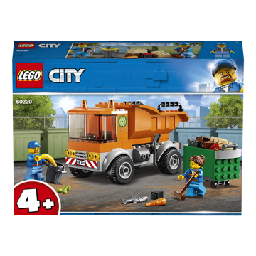 LEGO® City Great Vehicles 60220 Popelářské auto
