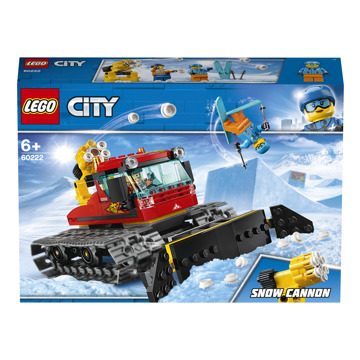 LEGO® City Great Vehicles 60222 Ratrak