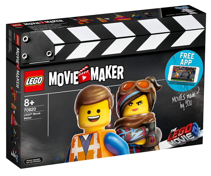 LEGO® Movie 70820 LEGO® Movie Maker