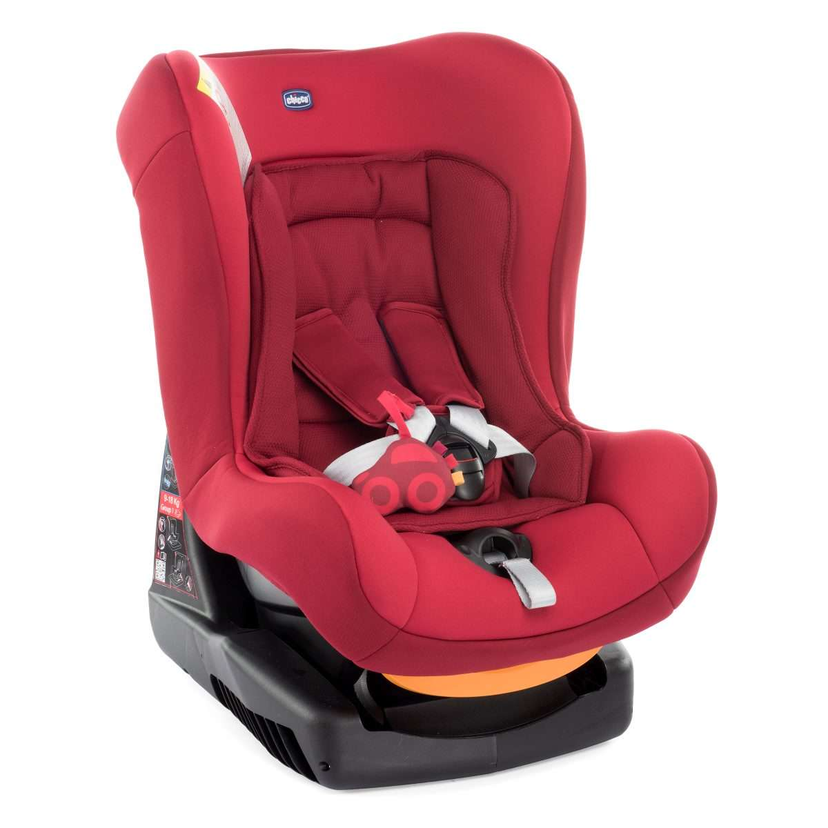 CHICCO Autosedačka Cosmos (0-18 kg) - Red Passion