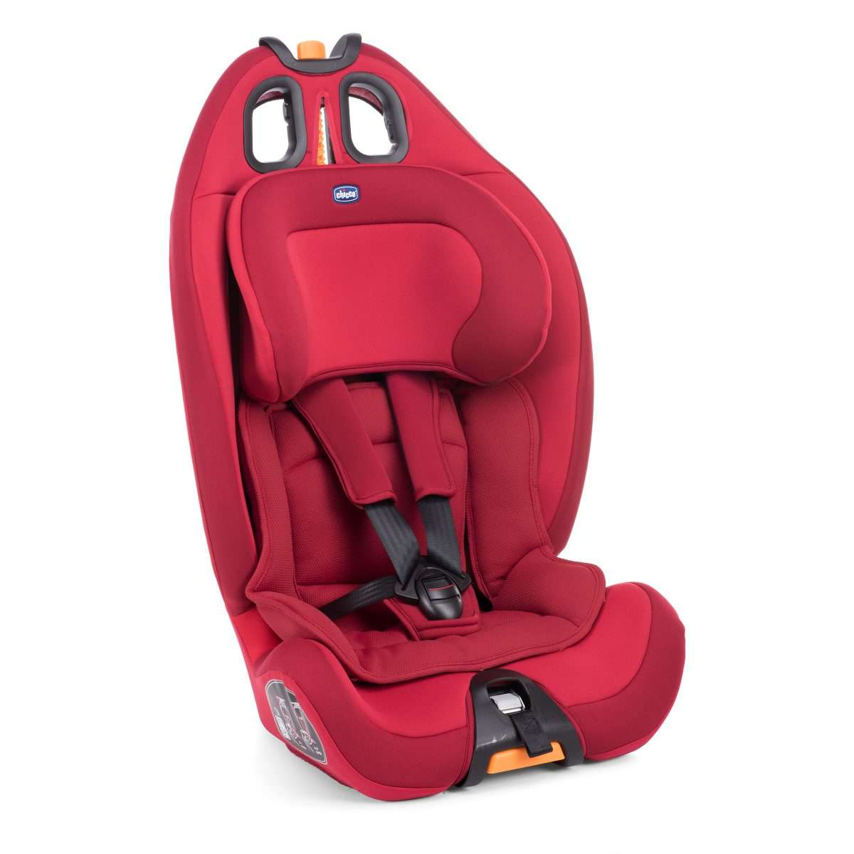 CHICCO Autosedačka Gro-up 123 (9-36kg) - Red Passion