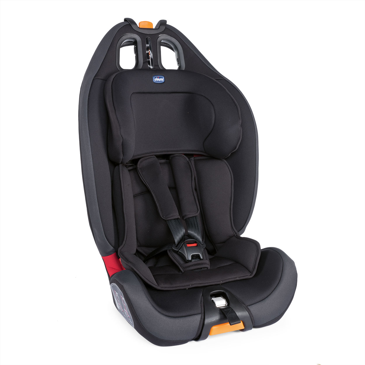 CHICCO Autosedačka Gro-up 123 (9-36 kg) - Jet Black