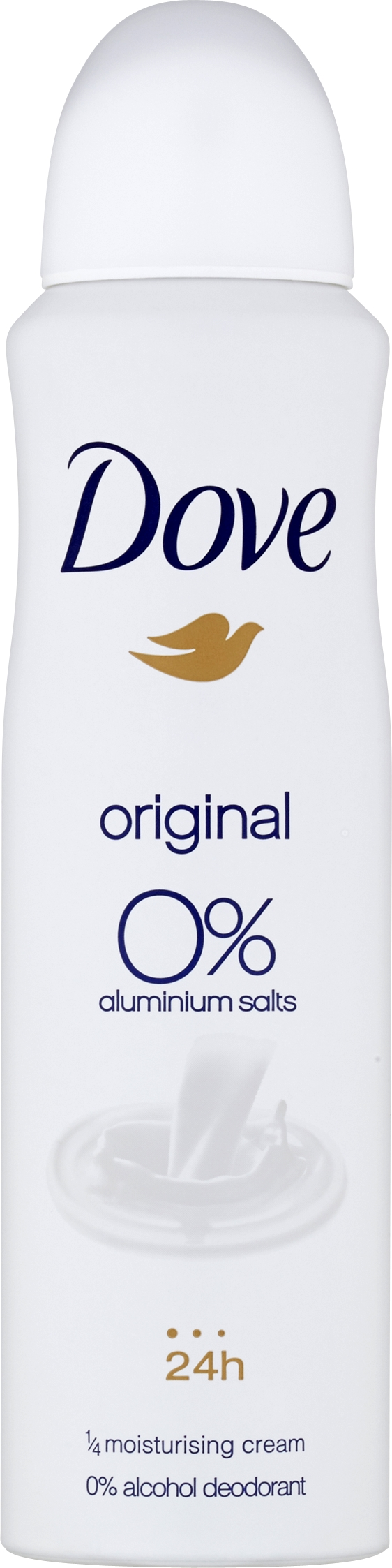 DOVE Alu-free Deo spray Original for Women 150 ml