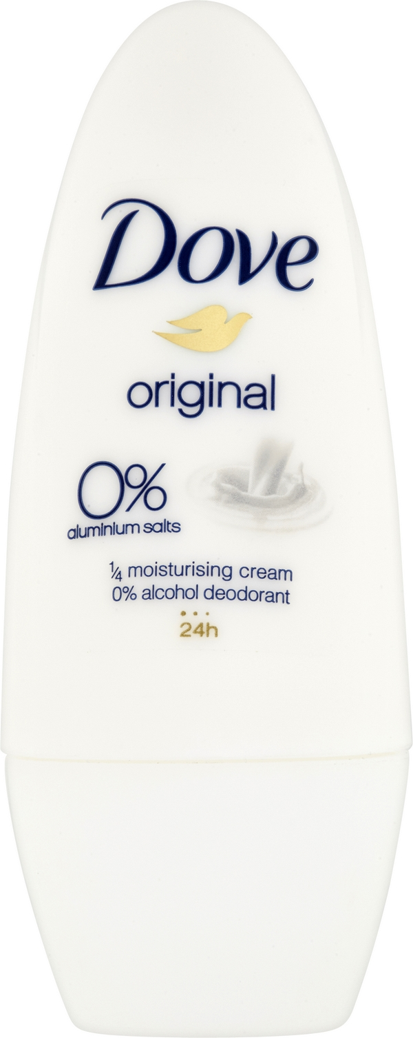 DOVE Alu-free Deo roll-on Original for Women 150 ml
