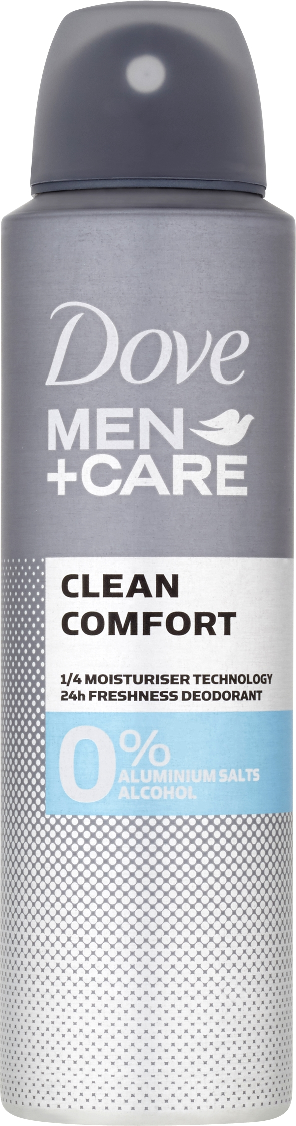 DOVE Alu-free Men  Care Deo spray Clean Comfort 150 ml