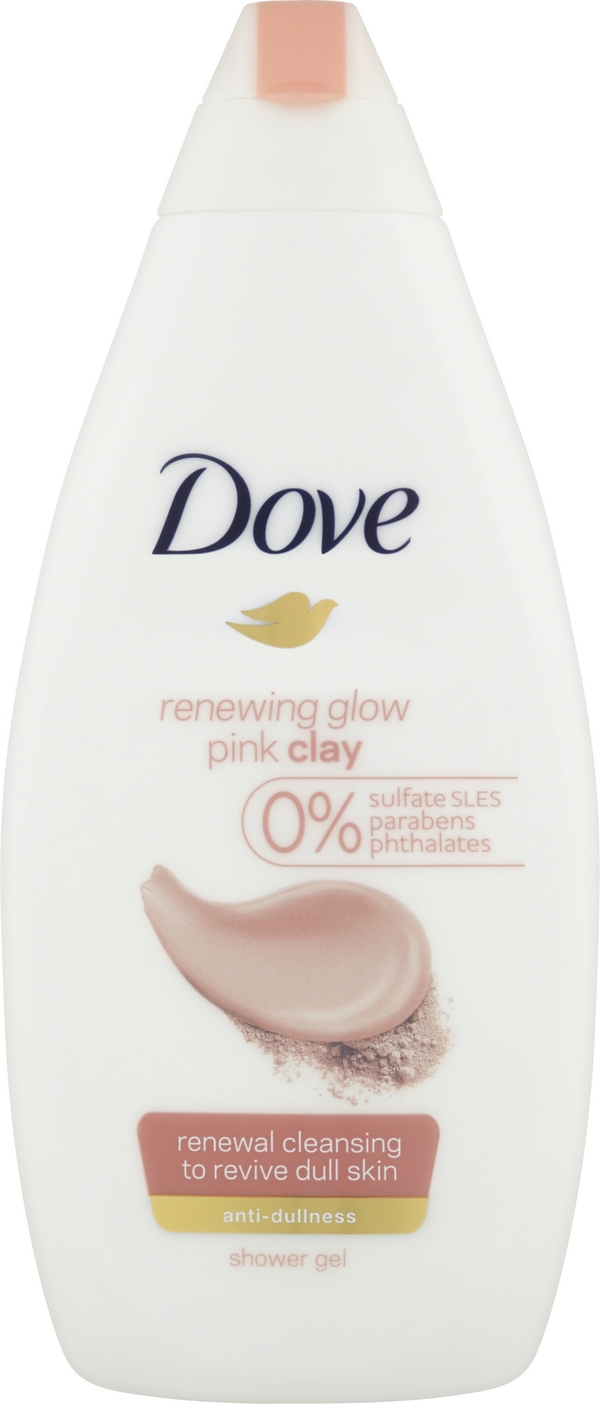 DOVE Renewing Glow Sprchový gel 500 ml