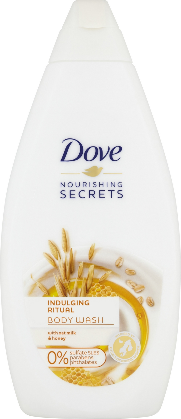 DOVE Milk & Honey Sprchový gel 500 ml