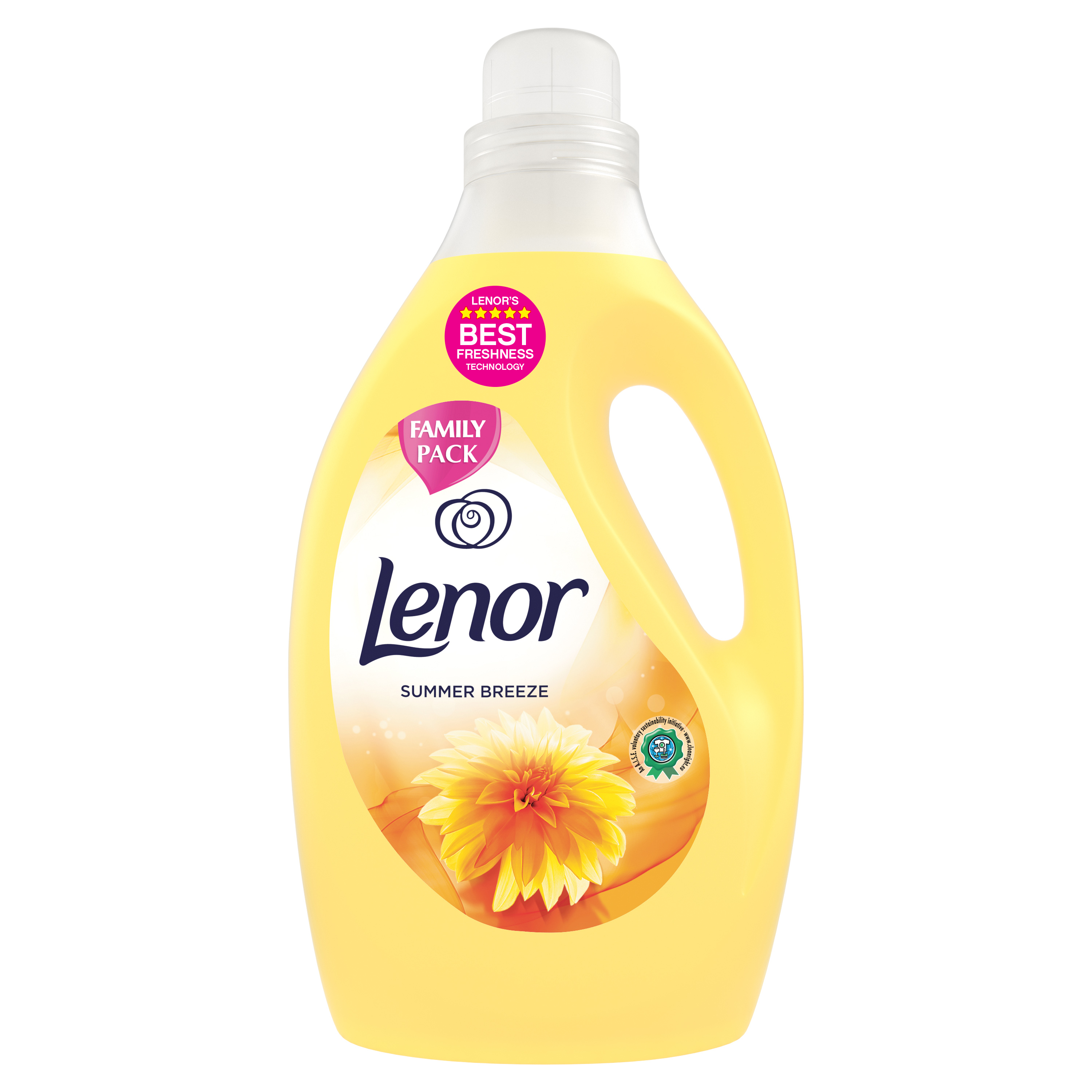 LENOR Summer Breeze Family Pack 2905L (96 praní)- aviváž