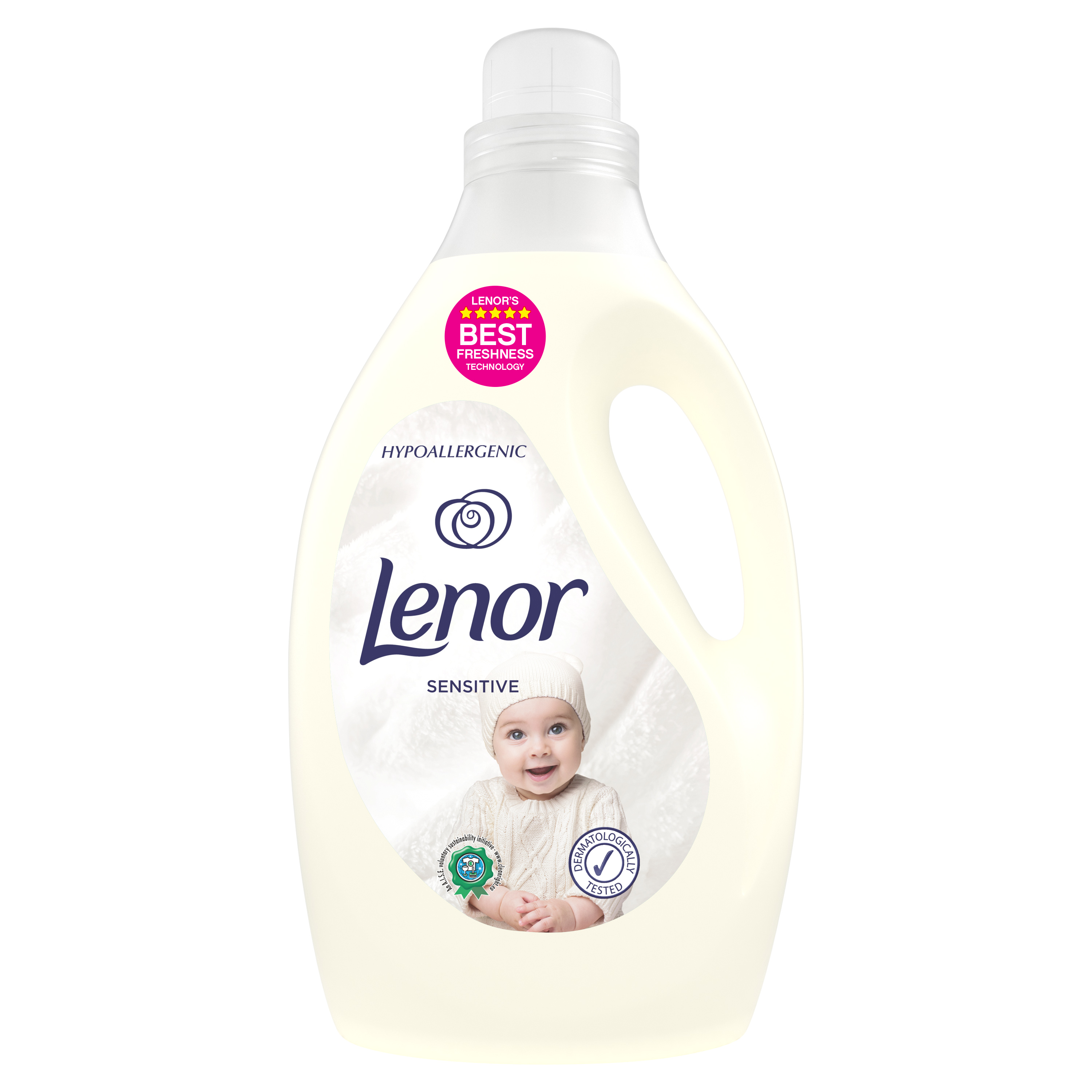 LENOR Sensitive Family Pack 2905L (96 praní) – aviváž