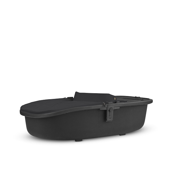 QUINNY Korbička Hux Carrycot 2019 - Black on Black