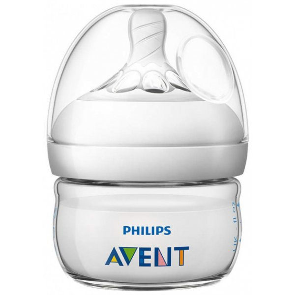 AVENT Láhev Natural 60 ml (1 ks) nová