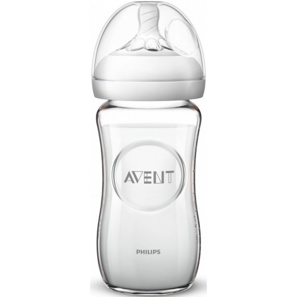 Philips AVENT Fľaša Natural 240 ml sklo