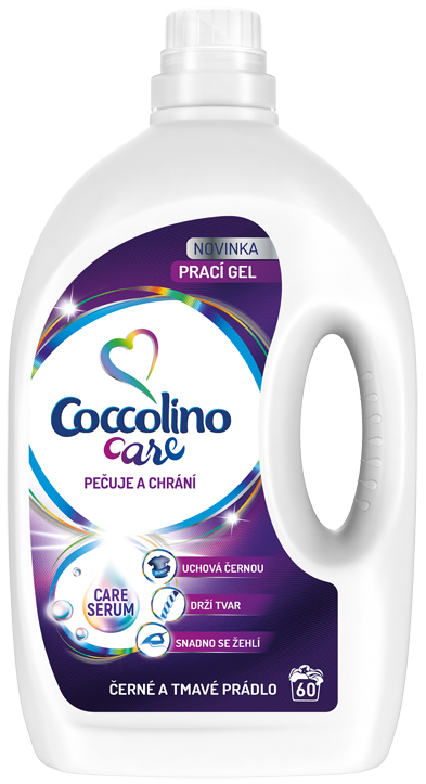 COCCOLINO Care Black 24l (60 dávek) - prací gel