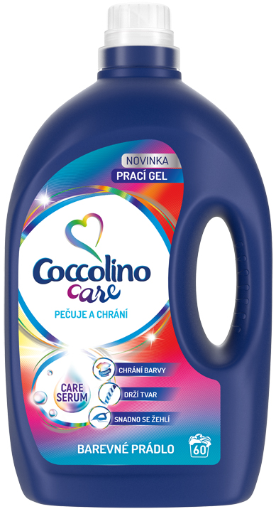 COCCOLINO Care Color 24l (60 dávek) - prací gel