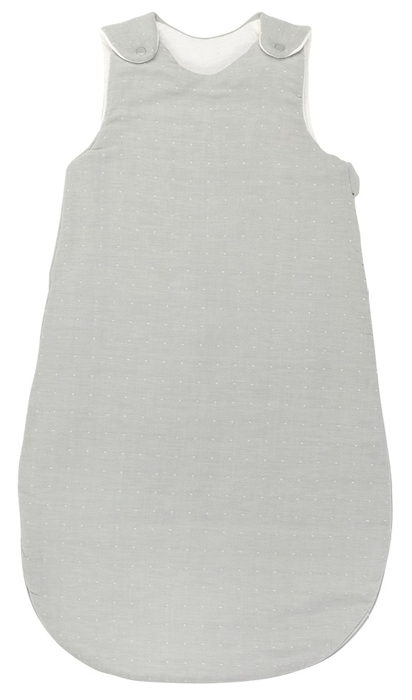 NATTOU Spací pytel 70 cm swaddle - pure grey