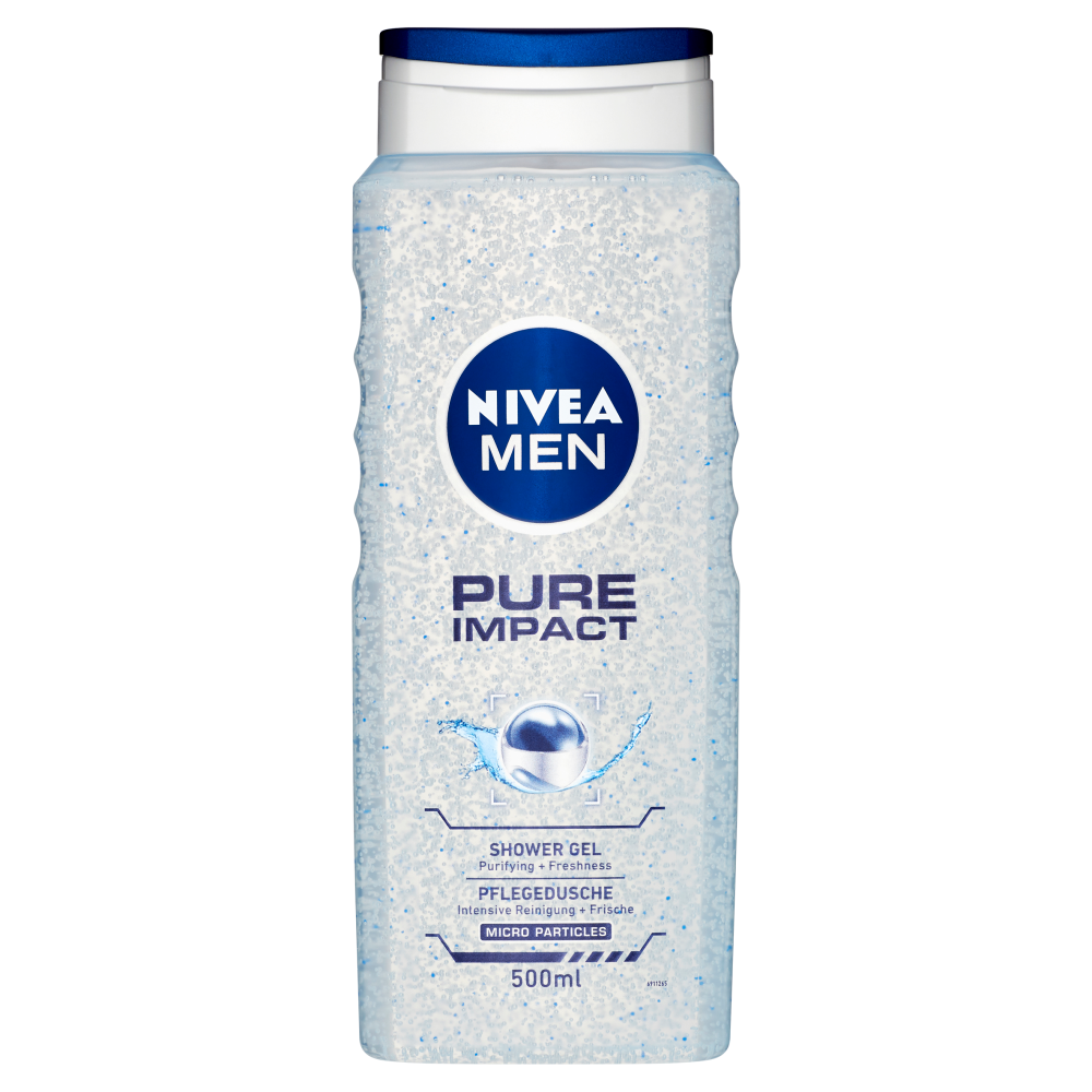 NIVEA MEN Sprchový gel Pure Impact 500 ml