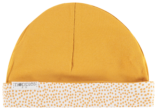 NOPPIES Čepice Honey Yellow PREM 67324