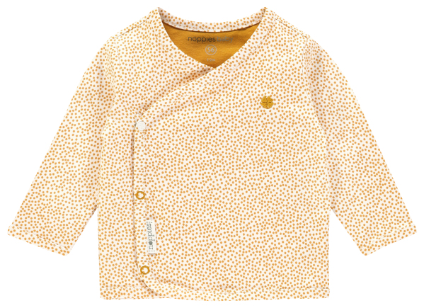 NOPPIES Košilka Honey Yellow 67382 vel. 74