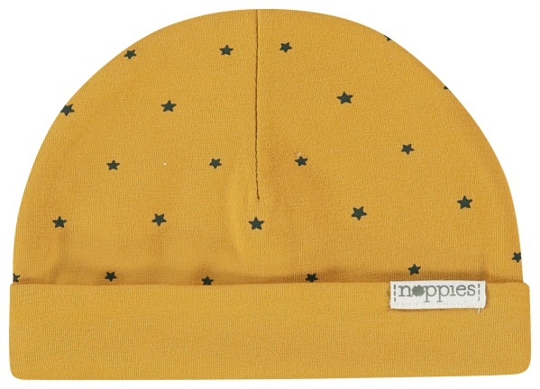 NOPPIES Čepice Honey Yellow 0m-3m