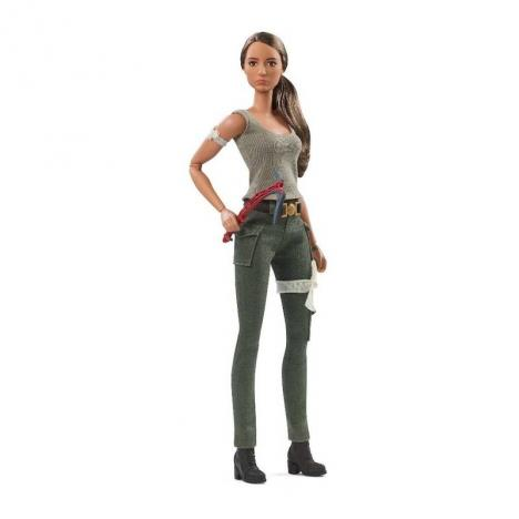 BARBIE Tomb Raider Lara Croft