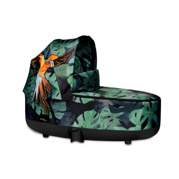 CYBEX Priam Lux Carry Cot Fashion 2019 Birds of Paradise