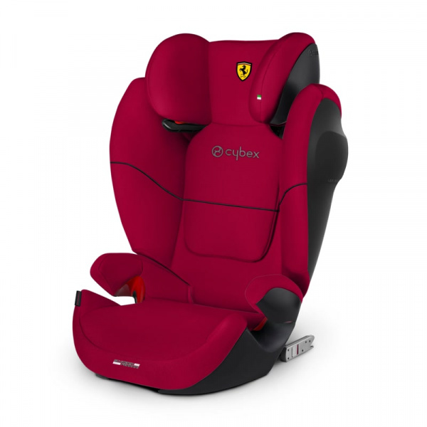 CYBEX Solution M-fix SL Ferrari 2019 Racing Red