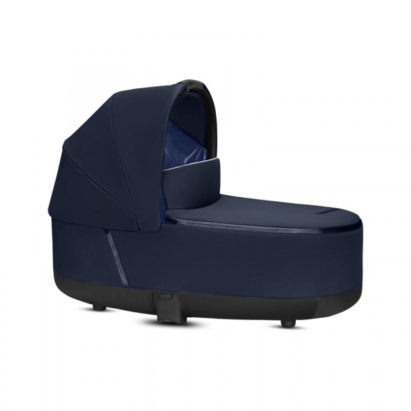 CYBEX Priam Lux Carry Cot 2019 Indigo Blue