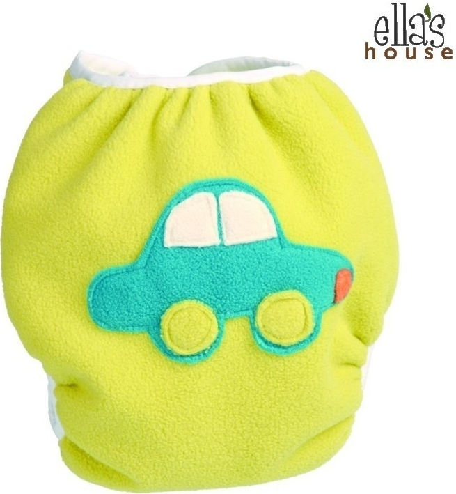 ELLA´S House BUM Wrap Design Speedy car L