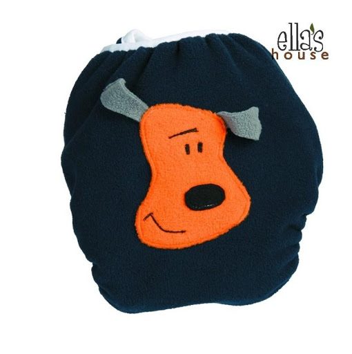 ELLA´S HOUSE BUM Wrap Design Crazy Dog L