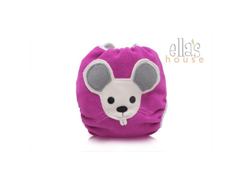 ELLA´S HOUSE BUM Wrap Design Plucky Mouse Pink L