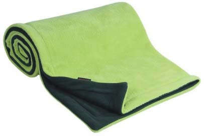 EMITEX Deka fleece 70x100cm antracitlimetka